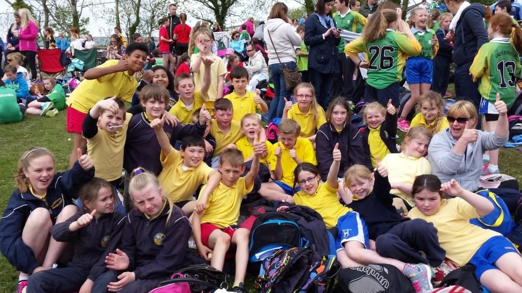 Bree Sports Day 2015